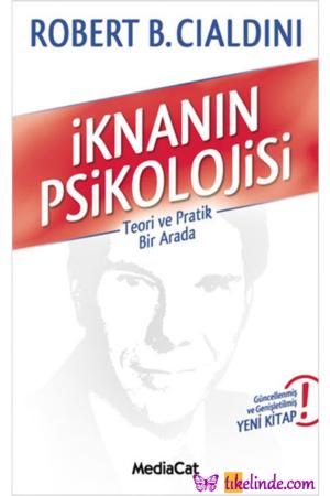 Kitap Robert B. Cialdini İknanın Psikolojisi TürkçeKitap