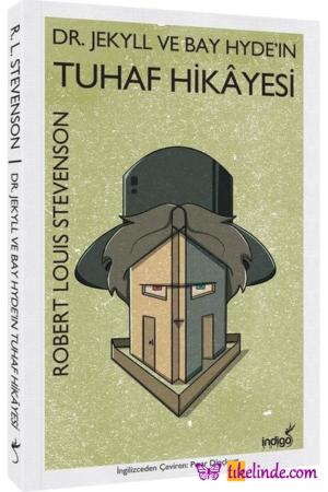 Kitap Robert Louis Stevenson Dr. Jekyll Ve Bay Hyde'ın Tuhaf Hikayesi TürkçeKitap