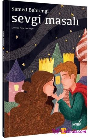 Kitap Samed Behrengi Sevgi Masalı TürkçeKitap