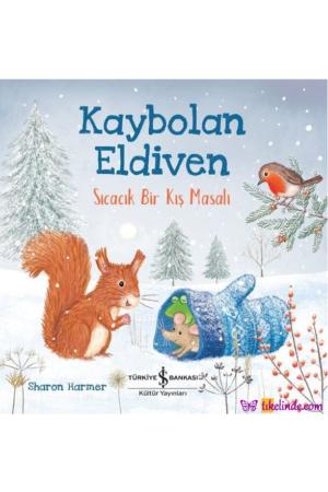 Kitap Sharon Harmer Kaybolan Eldiven Sıcacık Bir Kış Masalı TürkçeKitap