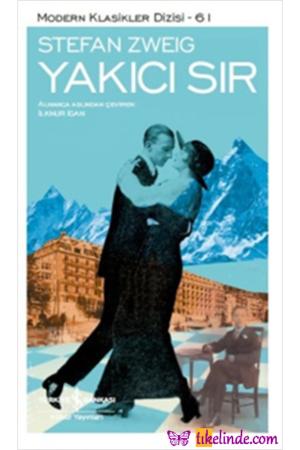 Kitap Stefan Zweig Yakıcı Sır TürkçeKitap