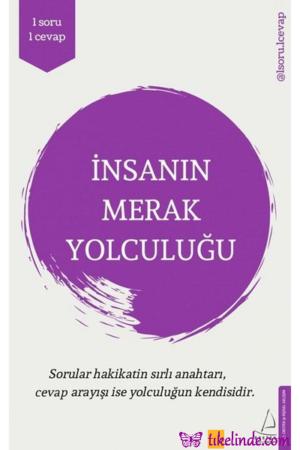 Kitap Umut Kına, Kerem Kına İnsanın Merak Yolculuğu TürkçeKitap
