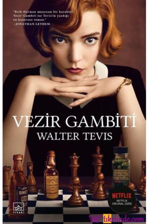 Kitap Walter Tevis Vezir Gambiti TürkçeKitap