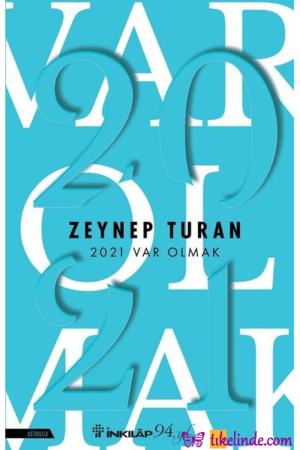 Kitap Zeynep Turan 2021 Var Olmak TürkçeKitap
