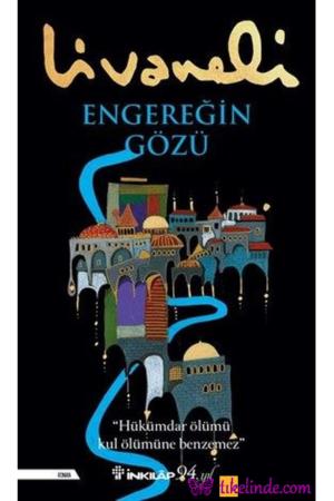 Kitap Zülfü Livaneli Engereğin Gözü TürkçeKitap