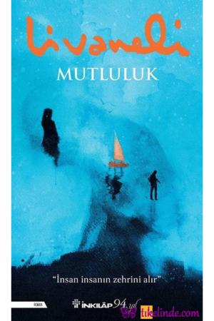 Kitap Zülfü Livaneli Mutluluk TürkçeKitap