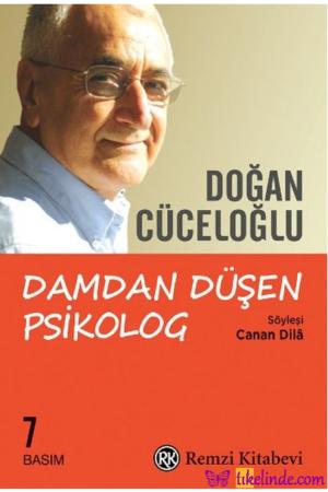 Kitap Doğan Cüceloğlu Damdan Düşen Psikolog TürkçeKitap