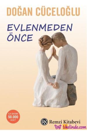 Kitap Doğan Cüceloğlu Evlenmeden Önce TürkçeKitap