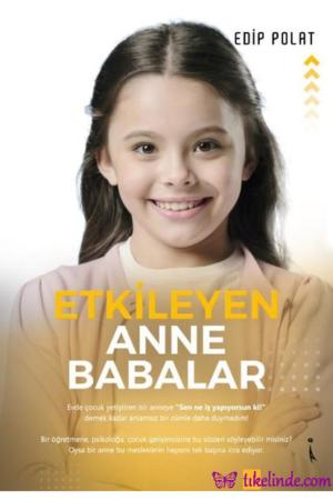 Kitap Edip Polat Etkileyen Anne Babalar TürkçeKitap