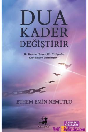 Kitap Ethem Emin Nemutlu Dua Kader Değiştirir TürkçeKitap