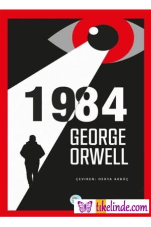 Kitap George Orwell 1984  TürkçeKitap