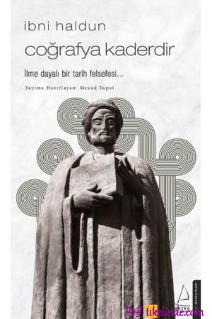 Kitap İbni Haldun İbni Haldun Coğrafya Kaderdir TürkçeKitap