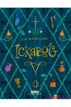 Kitap J. K. Rowling Ickabog TürkçeKitap