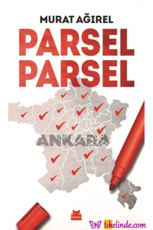 Kitap Murat Ağırel Parsel Parsel TürkçeKitap