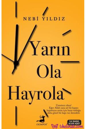 Kitap Olimpos Yayınları Yarın Ola Hayrola TürkçeKitap