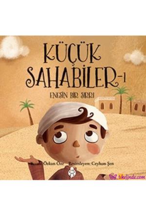 Kitap Özkan Öze Küçük Sahabiler 1 Enes'in Bir Sırrı TürkçeKitap