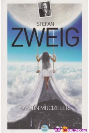 Kitap Stefan Zweig Hayatın Mucizeleri TürkçeKitap