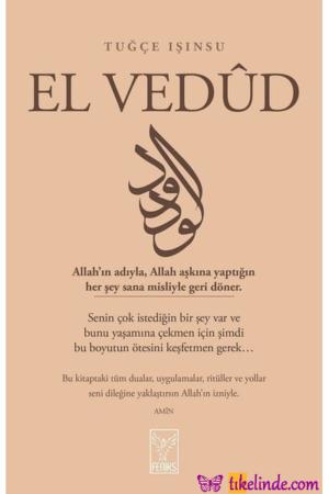 Kitap Tuğçe Işınsu El Vedud TürkçeKitap