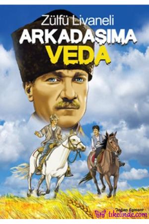 Kitap Zülfü Livaneli Arkadaşıma Veda TürkçeKitap