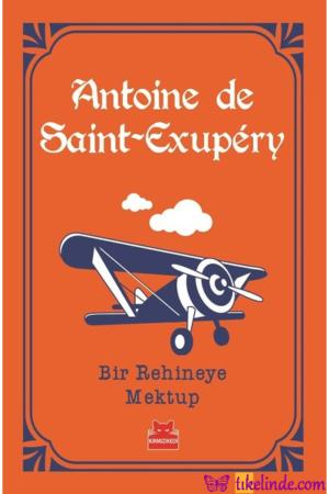 Kitap Antoine De Saint Exupery Bir Rehineye Mektup 9786052983553 TürkçeKitap