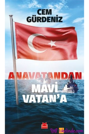 Kitap Cem Gürdeniz Anavatandan Mavi Vatan'a 9786052987605 TürkçeKitap