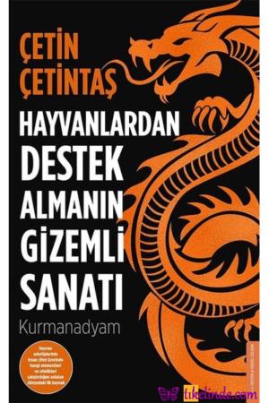 Kitap Çetin Çetintaş Hayvanlardan Destek Almanın Gizemli Sanatı 9786254411960 TürkçeKitap