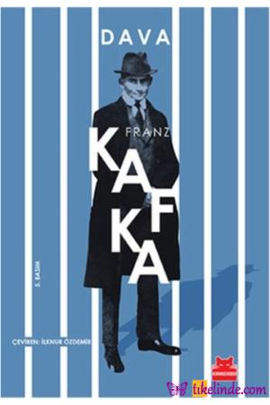 Kitap Franz Kafka Dava 9786052980057 TürkçeKitap