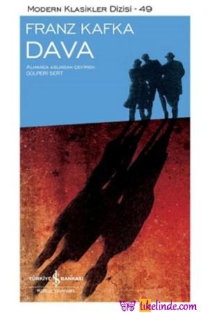Kitap Franz Kafka Dava 9786053324249 TürkçeKitap