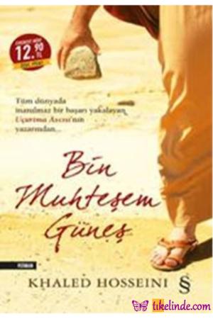 Kitap Khaled Hosseini Bin Muhteşem Güneş (midi Boy) 9786051853383 TürkçeKitap