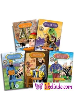 Kitap Kolektif Çocuklar İçin Set 2 (5 Kitap Takım) 9915602469975 TürkçeKitap