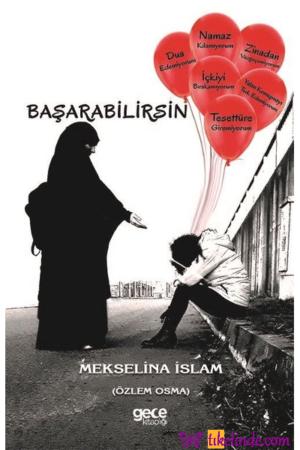 Kitap Mekselina İslam, Özlem Osma Başarabilirsin 9786257046824 TürkçeKitap