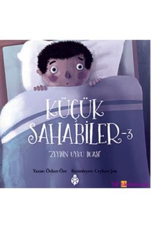 Kitap Özkan Öze Küçük Sahabiler 3 Zeyd'in Uyku Duası 9786059723640 TürkçeKitap