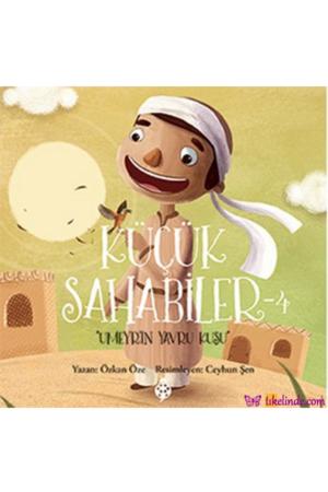 Kitap Özkan Öze Küçük Sahabiler 4 Umeyr'in Yavru Kuşu 9786059723657 TürkçeKitap
