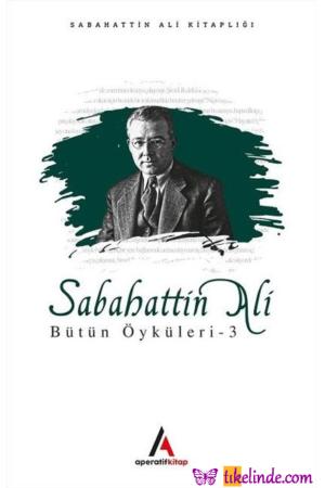 Kitap Sabahattin Ali Sabahattin Ali Bütün Öyküleri 3 9786052216842 TürkçeKitap