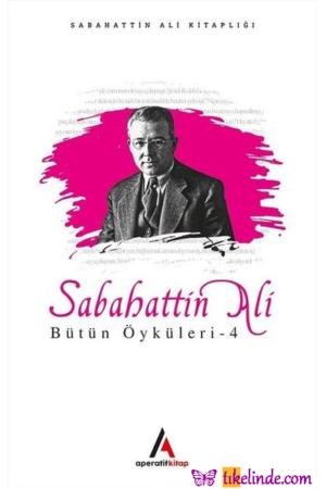 Kitap Sabahattin Ali Sabahattin Ali Bütün Öyküleri 4 9786052216859 TürkçeKitap