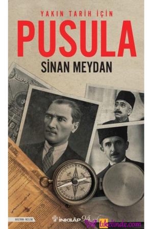 Kitap Sinan Meydan Pusula 9789751041777 TürkçeKitap