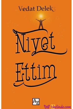 Kitap Vedat Delek Niyet Ettim 9786257987998 TürkçeKitap