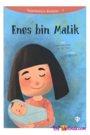 Kitap Amine Kevser Karaca Enes Bin Malik Peygamberimizin Arkadaşları 4 9789753899758 TürkçeKitap