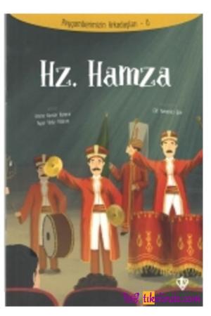 Kitap Amine Kevser Karaca Hz. Hamza Peygamberimizin Arkadaşları 6 9789753899796 TürkçeKitap