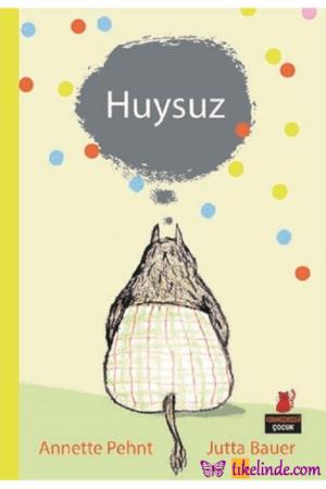 Kitap Annette Pehnt Huysuz 9786052981962 TürkçeKitap