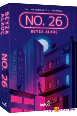 Kitap Beyza Alkoç No. 26 9786257671279 TürkçeKitap