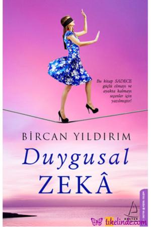 Kitap Bircan Yıldırım Duygusal Zeka 9786053110132 TürkçeKitap