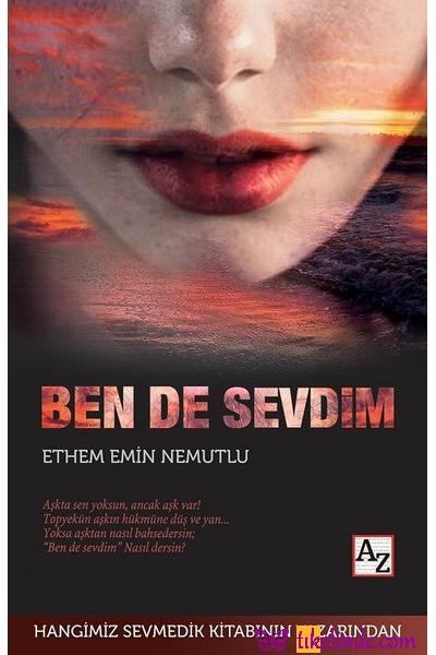 Kitap Ethem Emin Nemutlu Ben De Sevdim 9789752441170 TürkçeKitap