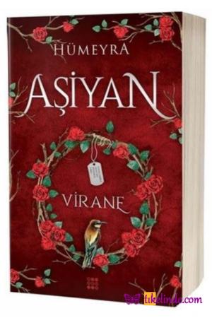 Kitap Hümeyra Aşiyan 1 Virane 9786257642002 TürkçeKitap