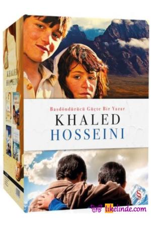 Kitap Khaled Hosseini Khaled Hosseini (4 Kitap Takım) 9786051855066 TürkçeKitap
