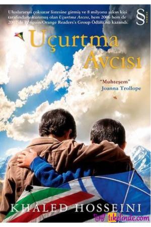 Kitap Khaled Hosseini Uçurtma Avcısı 9789752891456 TürkçeKitap