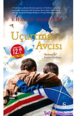 Kitap Khaled Hosseini Uçurtma Avcısı (midi Boy) TürkçeKitap
