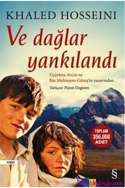 Kitap Khaled Hosseini Ve Dağlar Yankılandı 9786051416779 TürkçeKitap