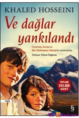 Kitap Khaled Hosseini Ve Dağlar Yankılandı (midi Boy) 9786051853420 TürkçeKitap