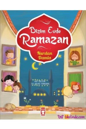 Kitap Nurdan Damla Bizim Evde Ramazan 9786050825657 TürkçeKitap